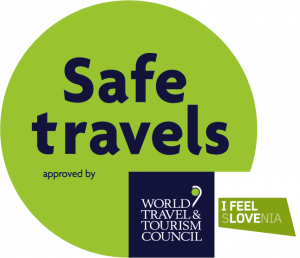 WTTC SafeTravels Stamp Slovenia